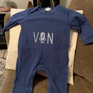 Vin Scully Dodgers Onsie